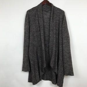 Eileen Fisher Womens Size 3X Cardigan Brown Wool